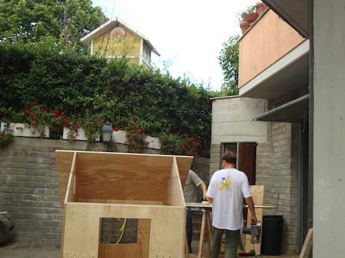Tutte le fasi 1a puntata costruire una casetta sull - Costruire una casetta ...
