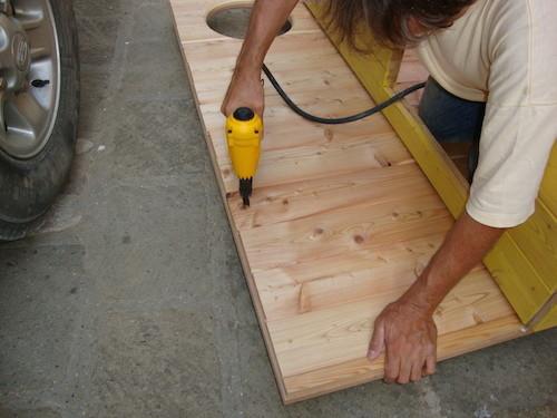 Costruire una casetta sull albero tutte le fasi 2a - Costruire una casetta ...