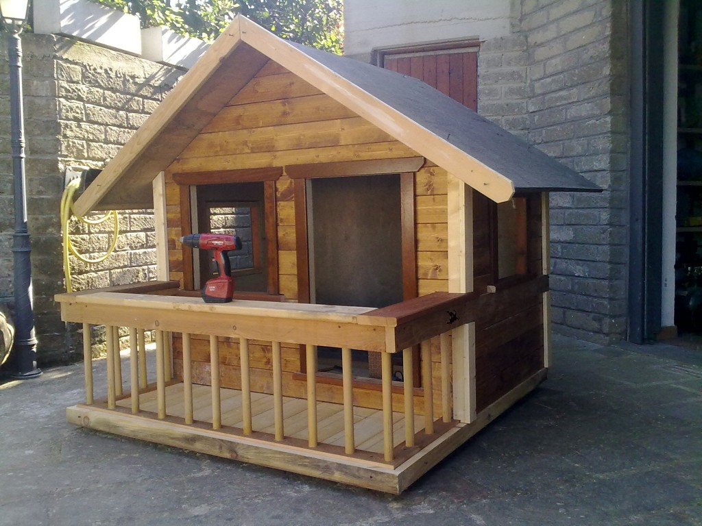 Costruire una casetta sull 39 albero - Costruire casa di legno ...