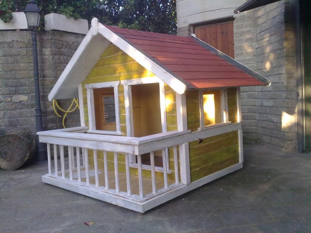 Costruire una casetta sull 39 albero - Vorrei costruire una casa in legno ...