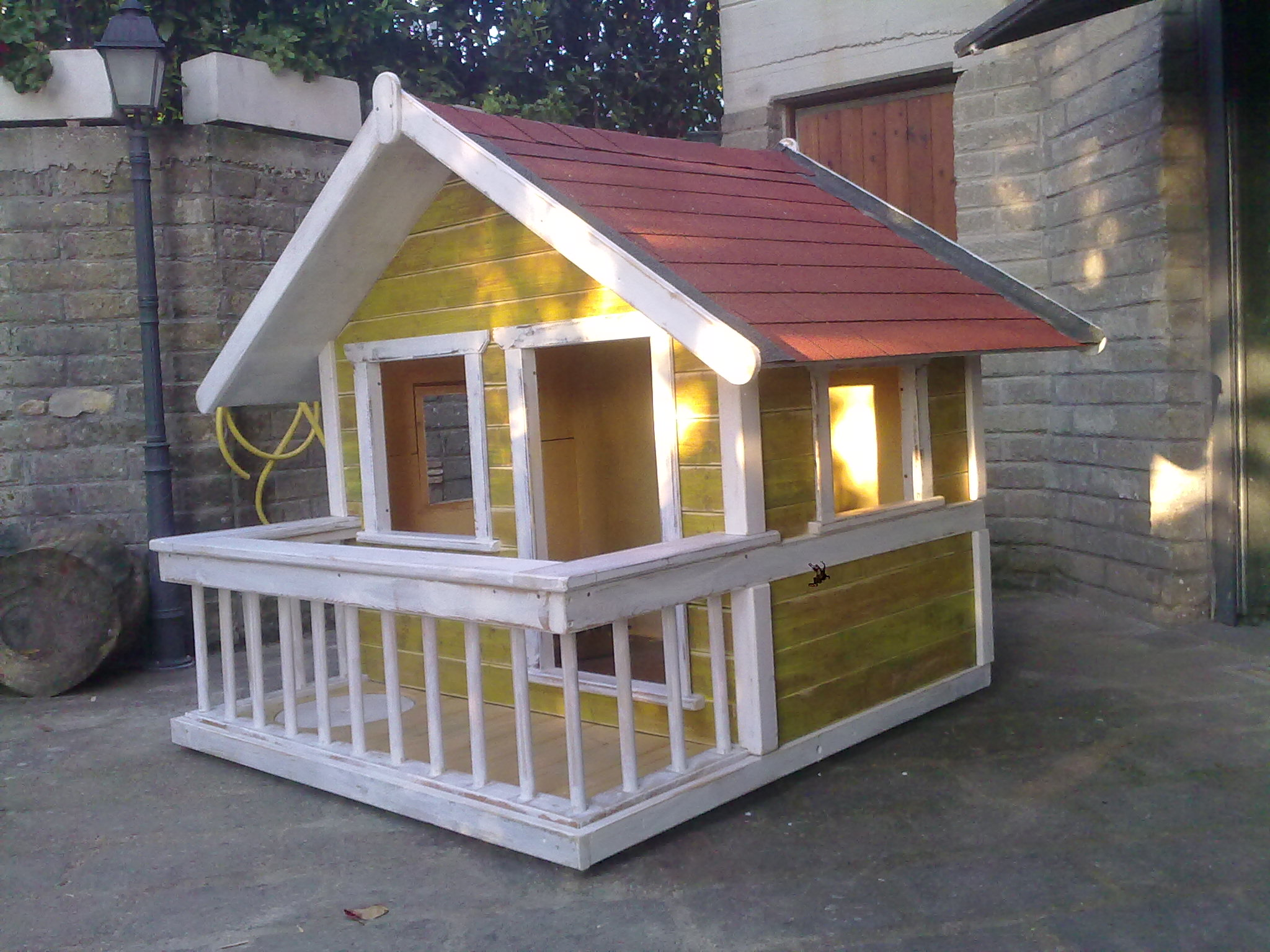 Costruire una casetta sull 39 albero for Planimetrie per costruire una casa