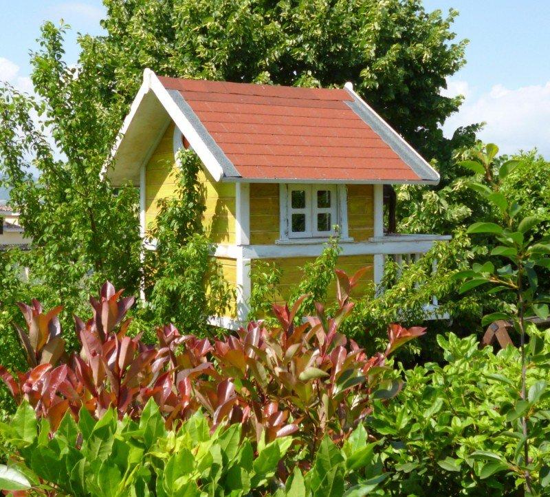 Costruire una casetta sull 39 albero - Costruire una casa sull albero ...