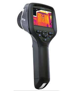 Foto ad infrarossi prima di demolire la tecnologia per - Umidita giusta in casa ...
