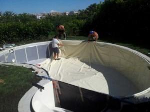 Costruzione piscina Roma int&ext Ristrutturazioni