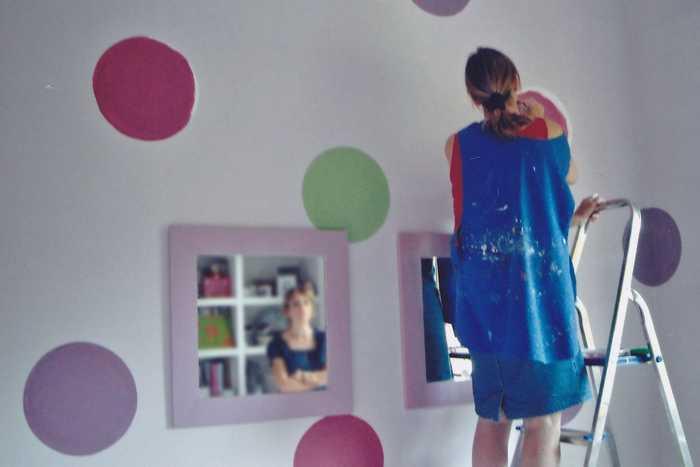 Come dipingere casa da soli e la scelta dei colori - Dipingere la casa ...