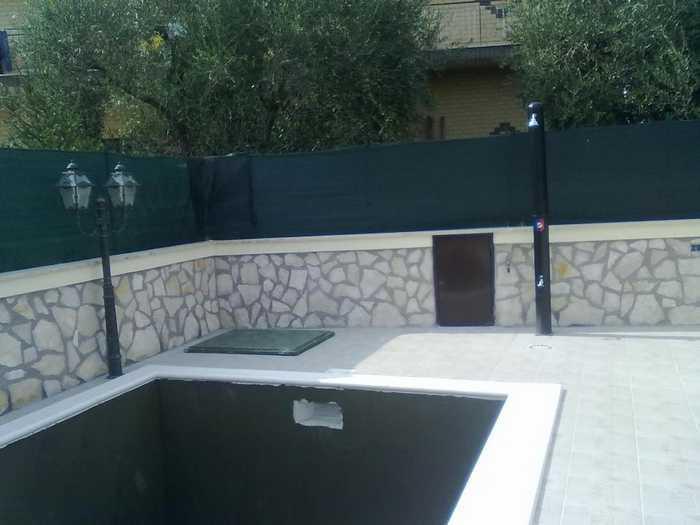 Costruire una piscina a roma in cemento armato - Piscina cemento armato ...
