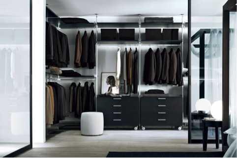 La cabina armadio: quando una serie tv impone una moda!