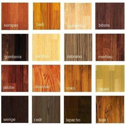 Tipi di legno per parquet - Tipi di legno per mobili ...
