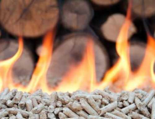 Termocamino a combustione combinata