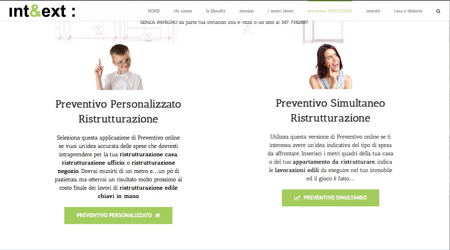 Preventivo online Ristrutturazione? ecco come funziona