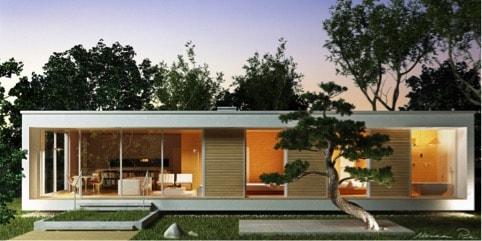 Case ecosostenibili nel mondo for Piani casa unico cottage