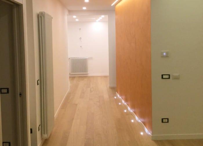 Ristrutturazione appartamento Piazza Mazzini Roma