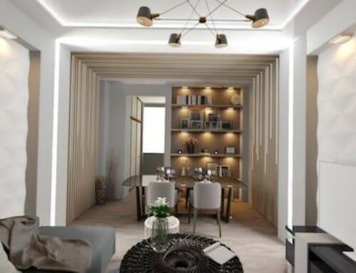 Ristrutturazione appartamento zona Castro Pretorio Roma