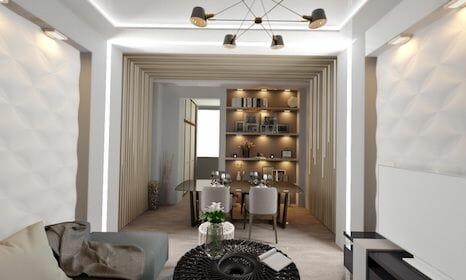 Ristrutturazione-appartamento-zona-Castro-Pretorio-Roma Ristrutturazione casa e appartamento a Fiumicino