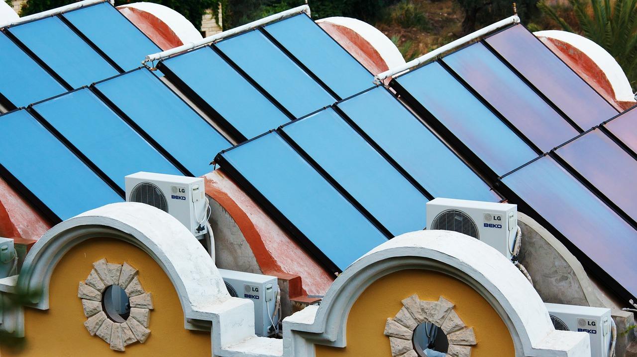 Solare termico per riscaldamento, impianti a Roma e Provincia