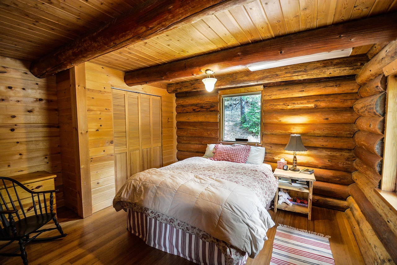 Case antisismiche in legno