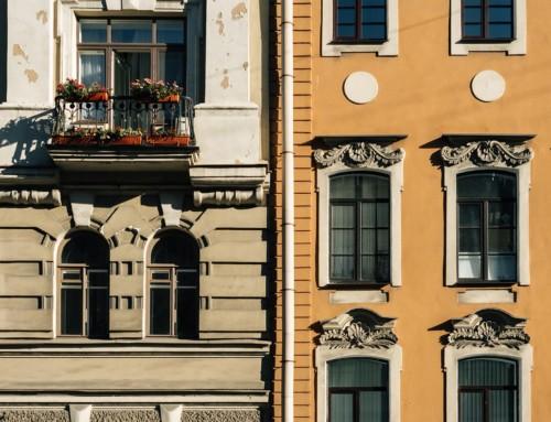 Bonus facciata, un contributo per ridare colore agli edifici